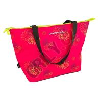 Shopping Cooler 15 L pink daisy